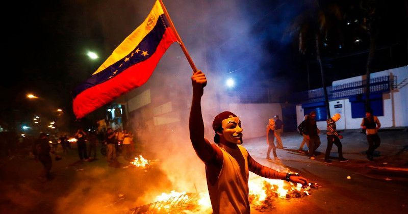 Venezuela, the curse of oil