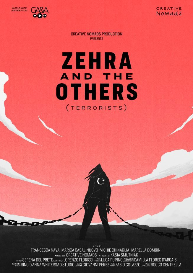 Zehra and the Others - Terrorists @Docs for Sale 2019